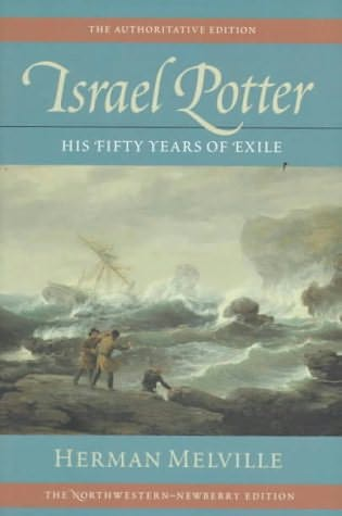 обложка книги Israel Potter. Fifty Years of Exile