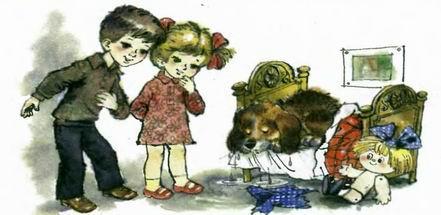 Михалков разорвал на кукле платье читать