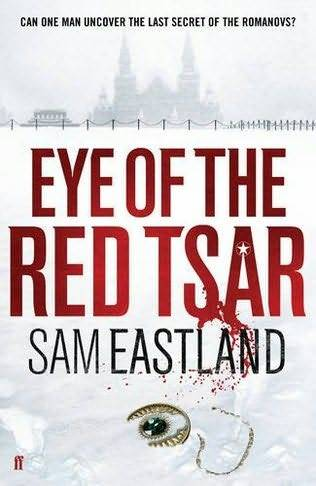 обложка книги Eye of the Red Tsar A Novel of Suspense