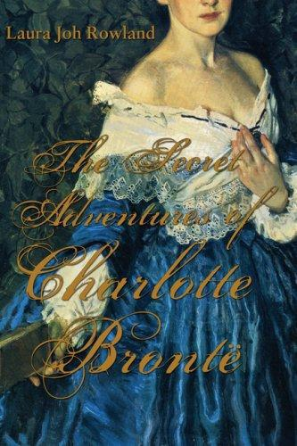 обложка книги The Secret Adventures of Charlotte Bronte