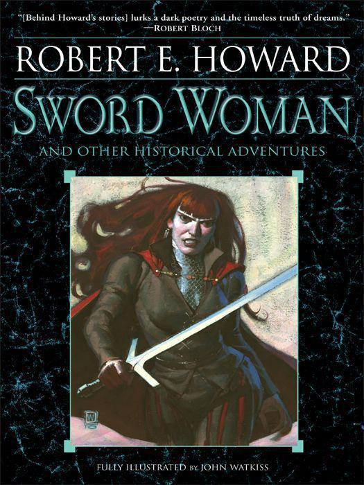 обложка книги Sword Woman and Other Historical Adventures