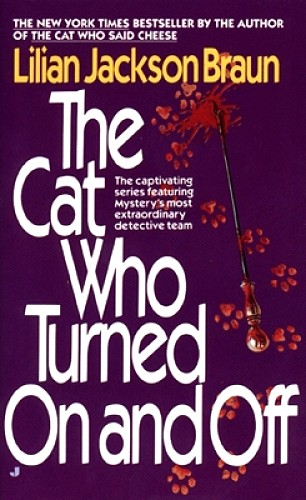 обложка книги The Cat Who Turned On and Off