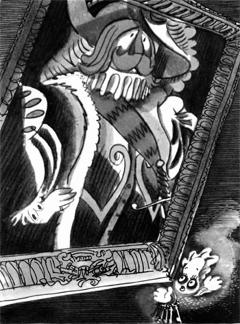 Изображение к книге Маленькое привидение (с иллюстрациями)
