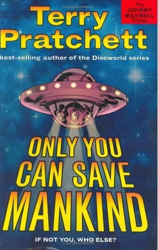 обложка книги Only You Can Save Mankind