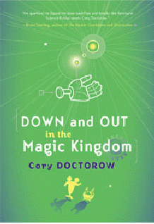 обложка книги Down and Out in the Magic Kingdom