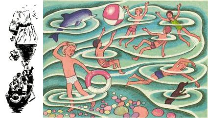 Изображение к книге Артек, республика пионеров