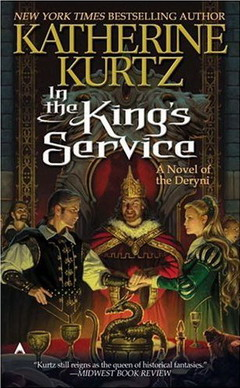 обложка книги In the King's Service
