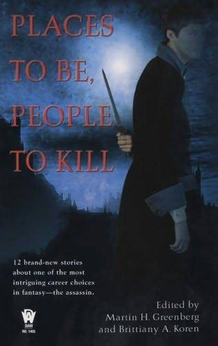 обложка книги Places To Be, People To Kill