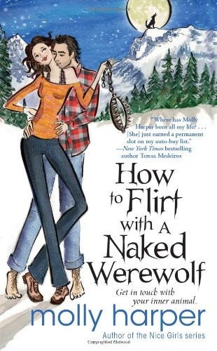обложка книги How to Flirt with a Naked Werewolf