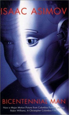 обложка книги The Bicentennial Man and Other Stories