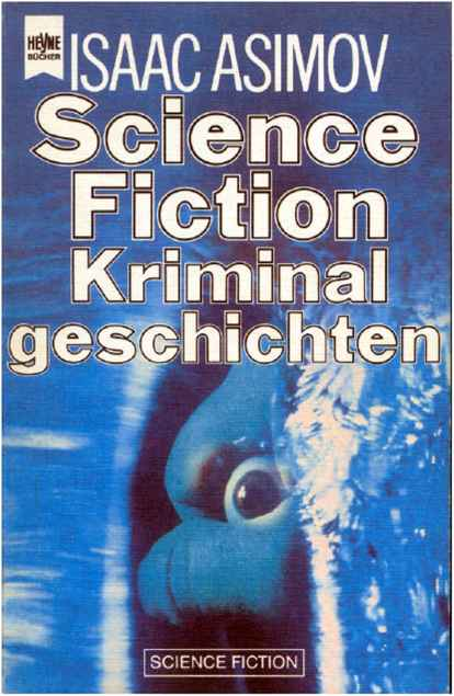 обложка книги 10 SCIENCE FICTION KRIMINALGESCHICHTEN