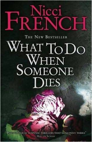 обложка книги What to do When Someone Dies