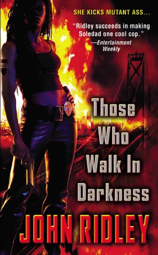 обложка книги Those Who Walk in Darkness
