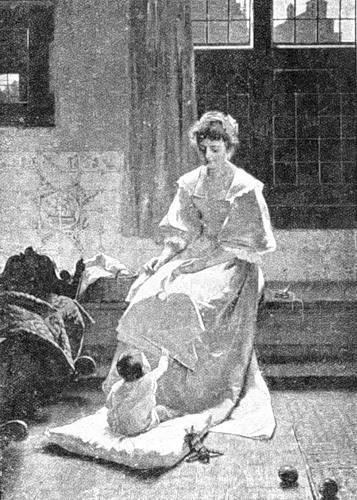 Изображение к книге Царица-мама
