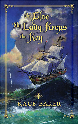 обложка книги Or Else My Lady Keeps the Key