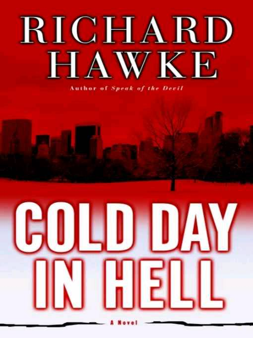 обложка книги Cold Day in Hell