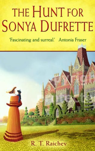 обложка книги The hunt for Sonya Dufrette
