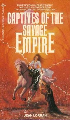 обложка книги Captives of the Savage Empire
