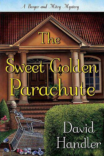 обложка книги The sweet golden parachute