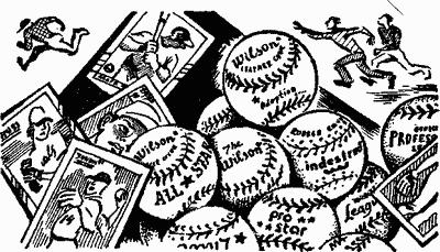 Изображение к книге Афера с бейсбольными открытками