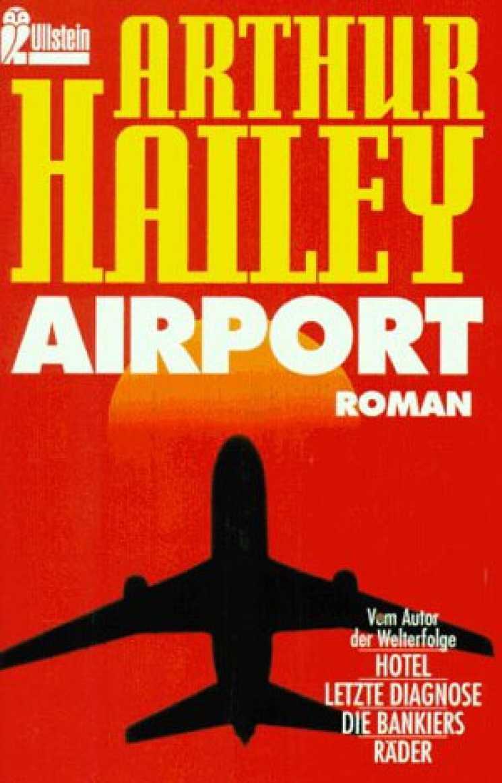 Аэропорт скачать книгу fb2