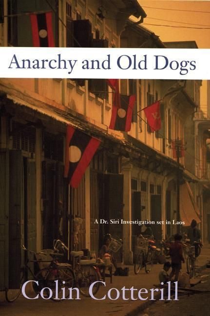 обложка книги Anarchy and the Old Dogs