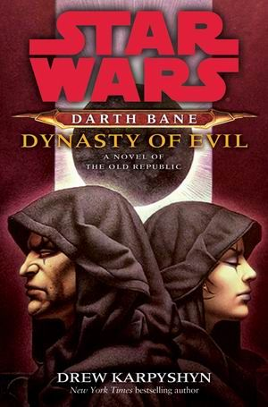 обложка книги Darth Bane 3: Dinasty of Evil