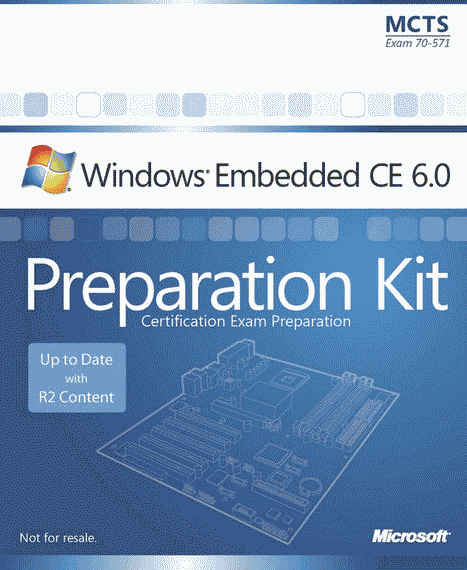 обложка книги Microsoft Windows Embedded CE 6.0 Exam Preparation Kit