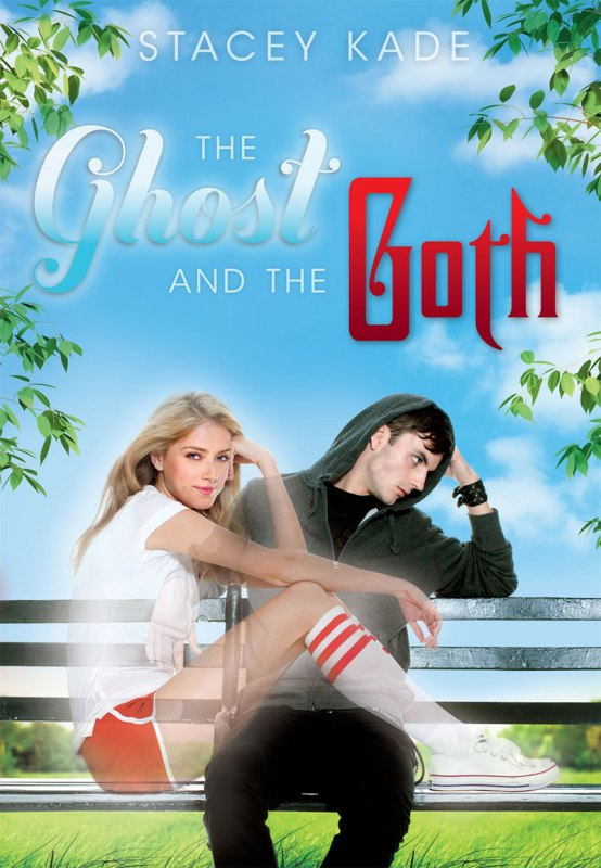 обложка книги The Ghost and the Goth