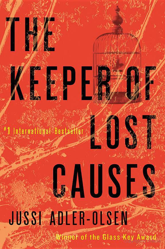 обложка книги The Keeper of Lost Causes