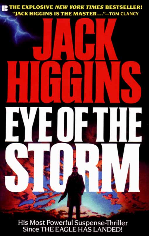 обложка книги Eye Of The Storm aka Midnight Man