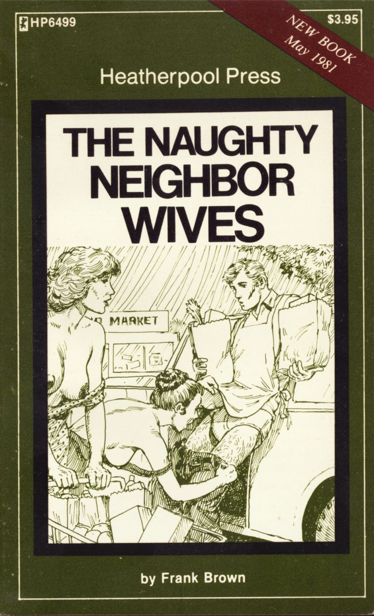 обложка книги The naughty neighbor wives