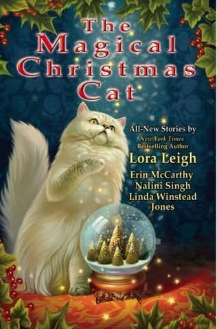 обложка книги The Magical Christmas Cat