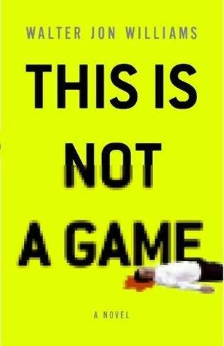 обложка книги This Is Not a Game