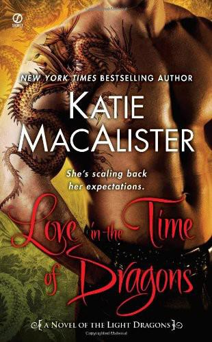 обложка книги Love in the Time of Dragons