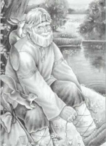 Изображение к книге Аллегории души