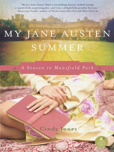 обложка книги My Jane Austen Summer: A Season in Mansfield Park