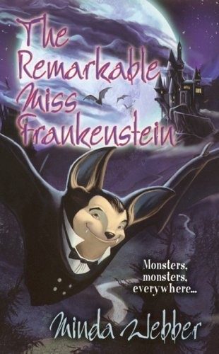 обложка книги The Remarkable Miss Frankenstein
