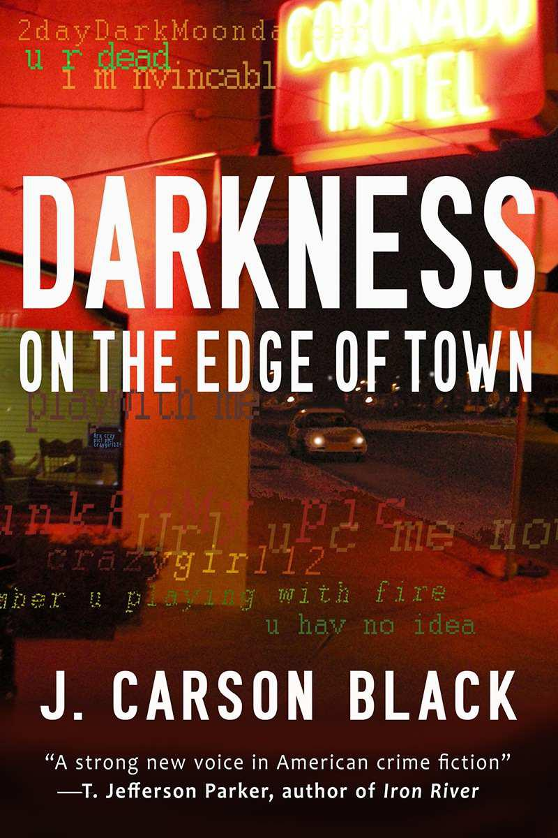 обложка книги Laura Cardinal - 01 - Darkness on the Edge of Town