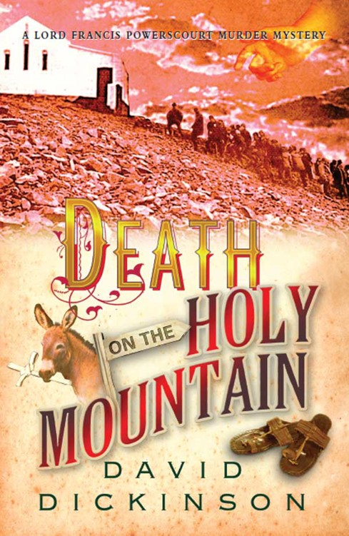 обложка книги Death on the Holy Mountain