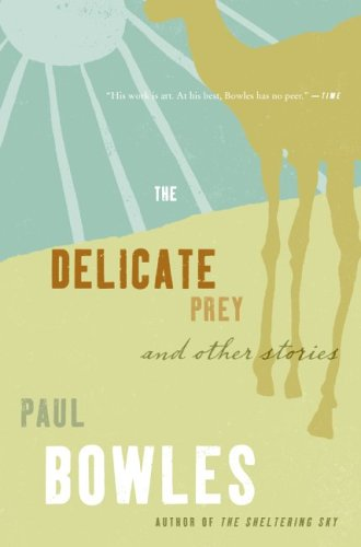 обложка книги The Delicate Prey: And Other Stories