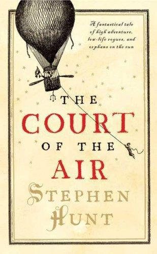 обложка книги The Court of the Air