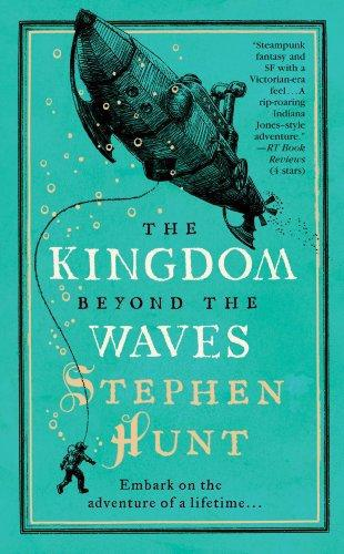 обложка книги The Kingdom Beyond the Waves