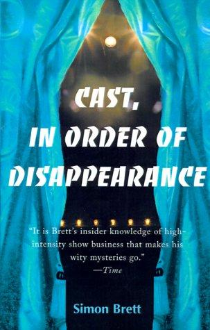 обложка книги Cast in Order of Disappearance