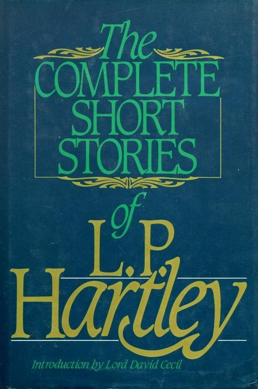обложка книги The Complete Short Stories of L.P. Hartley