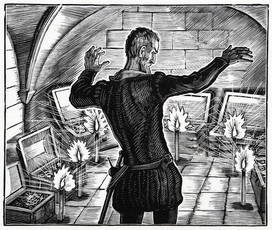 Изображение к книге А.С. Пушкин Маленькие Трагедии