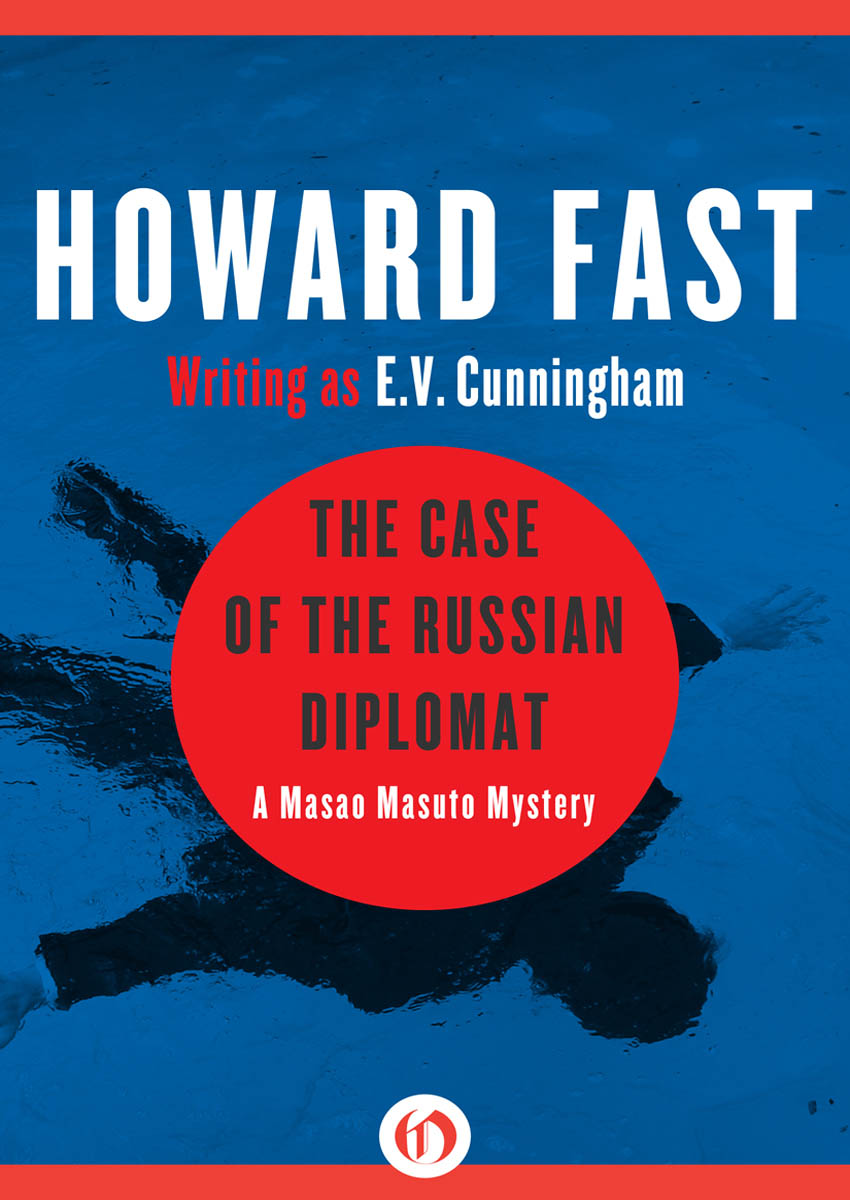обложка книги The Case of the Russian Diplomat