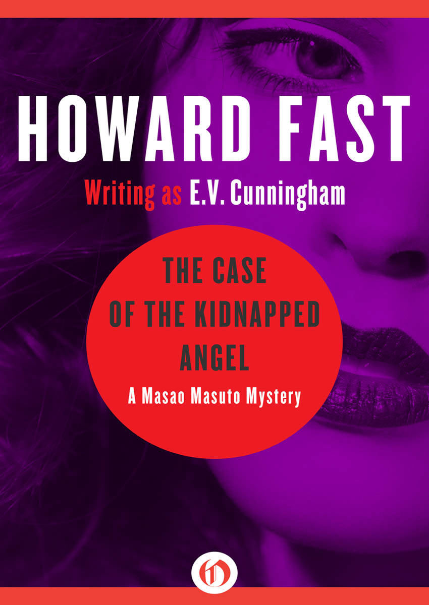 обложка книги The Case of the Kidnapped Angel