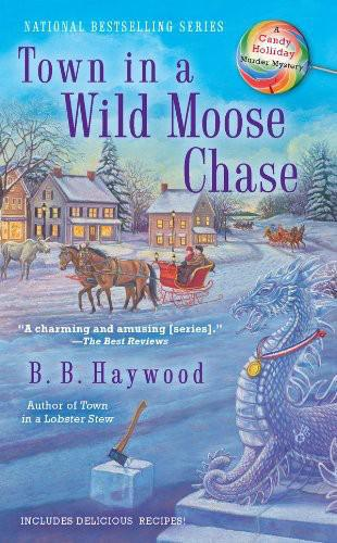 обложка книги Town in a Wild Moose Chase