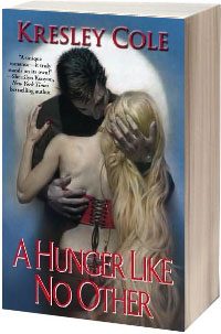 Изображение к книге A Hunger Like No Other